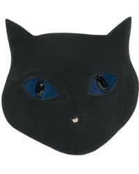 PS by Paul Smith - Cat Face Coin Purse - Lyst