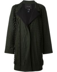 Jay Ahr | Cut-out Detail Coat | Lyst
