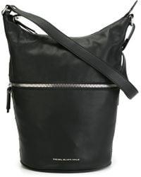 Diesel Black Gold - Zip Panel Hobo Shoulder Bag - Lyst