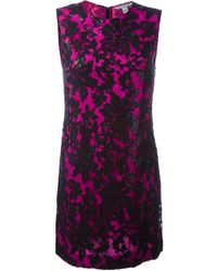 Diane von Furstenberg - - 'kaleb' Dress - Women - Nylon/polyester/spandex/elastane - 4 - Lyst