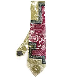 Jean Paul Gaultier - Chinese Dragon Tie - Lyst