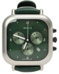 Orolog By Jaime Hayon - Square Analog Watch - Lyst