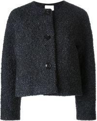 Scanlan Theodore - Bouclé Knit Jacket - Lyst