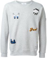 Paul & Joe - Looney Tunes Embroidered Sweatshirt - Lyst