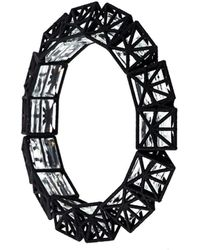 Vojd Studios - 'glass Cage Thin' Bracelet - Lyst