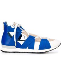 Vionnet - Elasticated Band Sneakers - Lyst