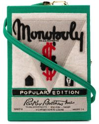 Olympia Le-Tan - Monopoly Popular Edition Clutch Bag - Lyst