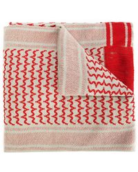 Undercover - Woven Scarf - Lyst