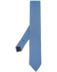 Fashion Clinic - Houndstooth Pattern Tie - Lyst
