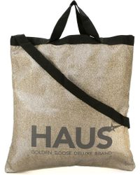 Haus By Golden Goose Deluxe Brand - Glitter Tote - Lyst
