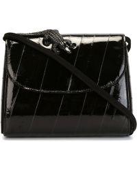 Amelie Pichard | Crocodile Detail Crossbody Bag | Lyst