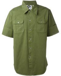 Telfar - Cargo Pocket Shirt - Lyst