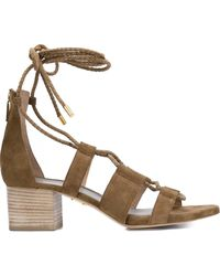 Maiyet - 'skylar' Lace Up Sandals - Lyst