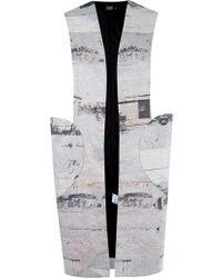 Fernanda Yamamoto - Abstract Print Vest - Lyst