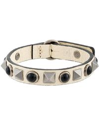 Valentino - Garavani Rockstud Rolling Bracelet - Lyst