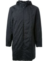 Christopher Kane - Hooded Raincoat - Lyst