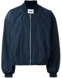 Christopher Shannon - Classic Bomber Jacket - Lyst