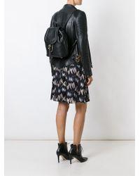Diane von Furstenberg - Drawstring Bucket Backpack - Lyst
