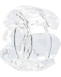 Monies - Chunky Stone Bracelet - Lyst