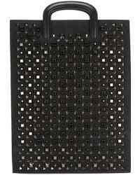 Christian Louboutin - - 'trictrac' Large Studded Portfolio - Men - Leather/pvc - One Size - Lyst
