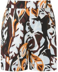 Andrea Marques - High-waisted Shorts - Lyst