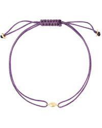 Natasha Collis - Nugget Friendship Bracelet - Lyst