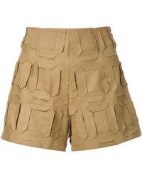 Manning Cartell - Appliqué Shorts - Lyst