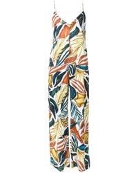 Manning Cartell - Leaf Print Jumpsuit - Lyst