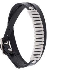 McQ - 'mini Bullets' Wrap Bracelet - Lyst