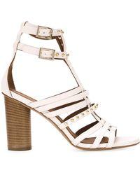Scanlan Theodore - Studded Sandals - Lyst