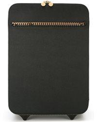 Stella McCartney - Small 'falabella' Travel Suitcase - Lyst