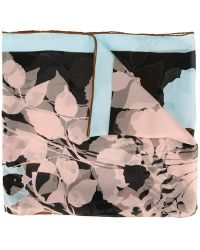 Elie Saab - 'english Garden' Scarf - Lyst