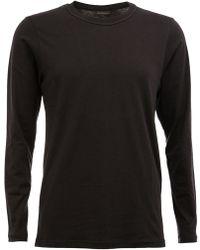 Ann Demeulemeester Grise - Longsleeved T-shirt - Lyst