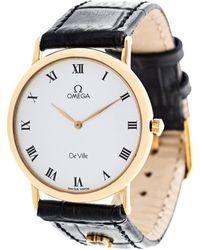 Omega | 'de Ville' Analog Watch | Lyst