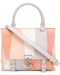 10 Crosby Derek Lam - 'ave A' Top Handle Satchel - Lyst