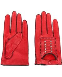 Jean Paul Gaultier - Studded Gloves - Lyst
