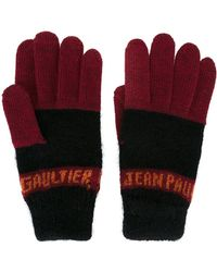 Jean Paul Gaultier - Logo Gloves - Lyst