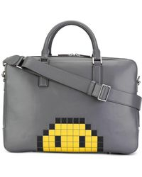 Anya Hindmarch - 'smile' Briefcase - Lyst