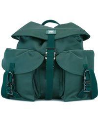 N°21 - Buckled Backpack - Lyst