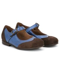 Pepe Jeans - - Panelled Ballerinas - Kids - Goat Skin/leather/rubber - 31 - Lyst