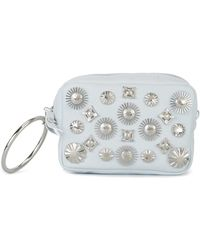 Toga - Studded Clutch - Lyst