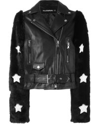 Filles A Papa - Charley Leather Jacket - Lyst