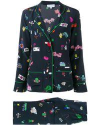 Mira Mikati - Printed Pyjama Suit - Lyst
