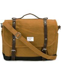Sandqvist - Izzy Cotton and Leather Shoulder Bag - Lyst