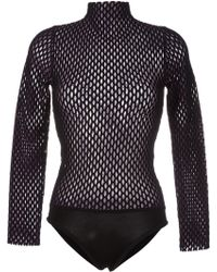 Opening Ceremony - Open Knit Body - Lyst