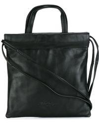 Robert Clergerie - Snap Shoulder Bag - Lyst