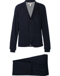 Massimo Alba - Patch Pockets Suit - Lyst