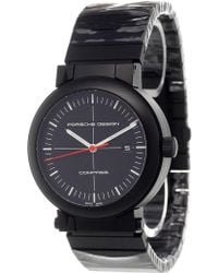 Porsche Design | 'heritage Compass Ltd' Analog Watch | Lyst