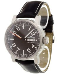 Fortis - 'spacematic' Analog Watch - Lyst