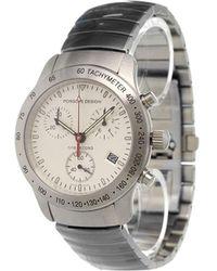 Porsche Design - 'eterna Chronograph' Analog Watch - Lyst